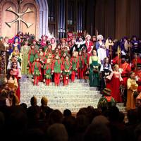 University Christian Church presents Boar's Head & Yule Log Festival