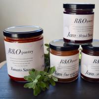 R&O Pantry jams sauces