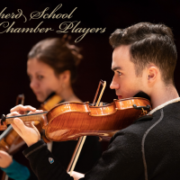 The Shepherd School Chamber Players in concert