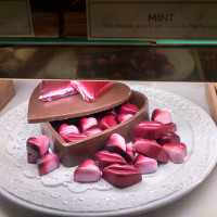 Dallas by Chocolate presents Valentine's Champagne & Chocolate Tour
