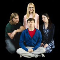 Outcry Youth Theatre presents The Curious Incident of the Dog in the Night-Time
