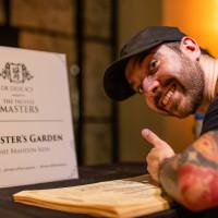 Truffle Masters 2019 Brandon Silva Wooster's Garden Kirby Group