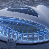 Stadiums of the Future 2050