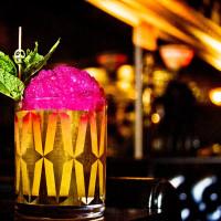 Midnight Cowboy travel cocktail