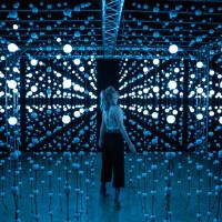 Hopscotch Light and Sound Matrix Amy Haley