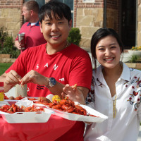 Crawfish Boil on the Rue