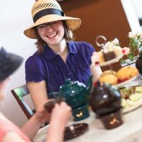 Afternoon Tea & Garden Party