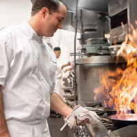 LAW Restaurant Chef Ryan Barnett