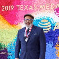 2019 Texas Medal of Art Awards Trenton Doyle Hancock