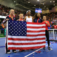 Fed Cup Women's Tennis