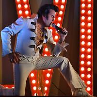 A Tribute to Elvis with Kraig Parker