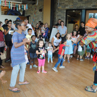 Community Art Sunday + Open House