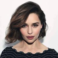 Emilia Clarke headshot Game of Thrones
