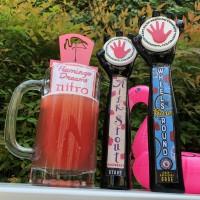 Left Hand Flamingo Dreams Nitro Launch Party