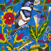 University of Dallas Beatrice M. Haggerty Gallery presents Of a Feather
