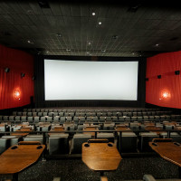 Alamo Drafthouse North Richland Hills auditorium