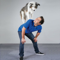 Chris Perondi with Vinny: The Big Book of Tricks for the Best Dog Ever