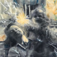 """Giddens Gallery of Fine Art presents Christina Fitch: """"Moments in Time"""""""