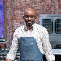 Edet Okon Food Network Best Baker in America