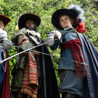 Alley Theatre presents The Three Musketeers