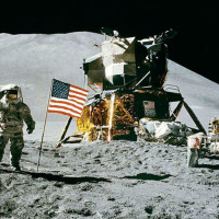 <i>A Giant Leap: 50th Anniversary of the Moon Landing</i>