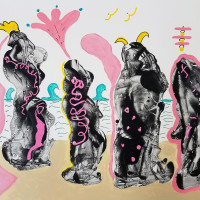 Ro2 Art Gallery presents Jeanne C. Neal: Seriously Silly