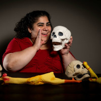 Shrewd Productions presents Lady Macbeth and Her Pal Megan