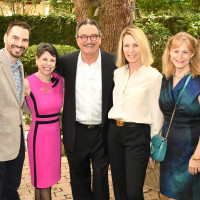 Shriners Hospital Smiles for Tots and Teens Garden Party