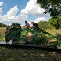 Heard Natural Science Museum & Wildlife Sanctuary presents Dinosaurs Live