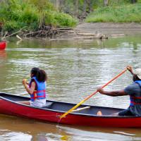 Kayak the Trinity River