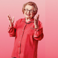 Dr. Ruth Westheimer in Ask Dr. Ruth