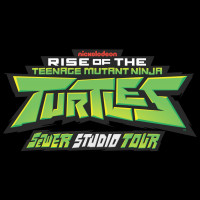 Rise of the Teenage Mutant Ninja Turtles: Sewer Studio Tour