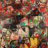 """Dick Wray: """"A Revelation"""" opening reception"""