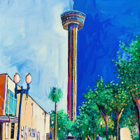 """San Antonio on the Rise"" opening reception"