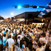 White Linen Night Houston
