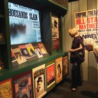 WWI exhibition Bob Bullock Texas State History Museum