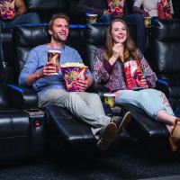 Cinemark Luxury Loungers