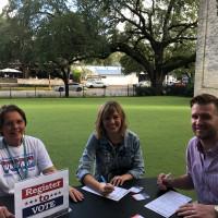 Harris County Voter Registration Event