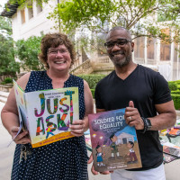 Texas Book Festival 2019 author lineup reveal party