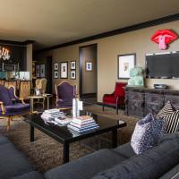 Hotel ZaZa rock star suite