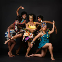 Ballet Afrique Contemporary Dance