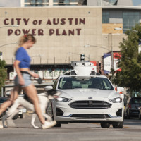 ford austin self-driving cars self driving vehicles autonomous