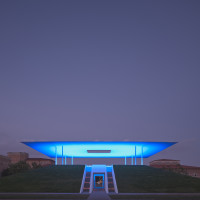 The James Turrell Skyspace