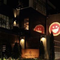 Night Market Astorian exterior