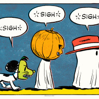 """It's An Art Show, Charlie Brown"""