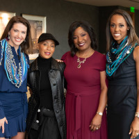 : Shelly Slater, Jada Pinkett Smith, Kim Robinson, Christa Sanford