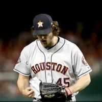 Gerrit Cole Houston Astros