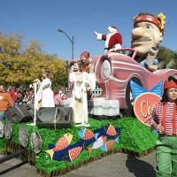 Children Giving to Children Parade