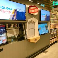 Whole Foods Market Midtown Briggo coffee robot