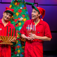 ZACH Theatre presents Holiday Heroes